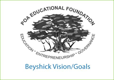 Beyshick Vision/Goals