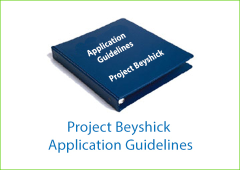 Project Beyshick Application Guidelines