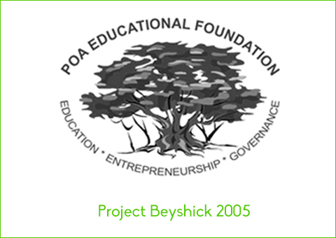 Project Beyshick 2005