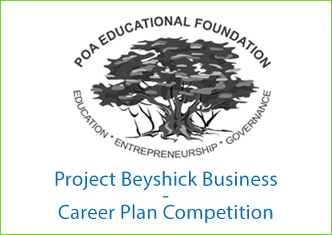 Project Beyshick Business / Career Plan Competition