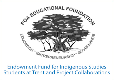 Endowment Fund for Indigenous Studies Students at Trent and Project Collaborations
