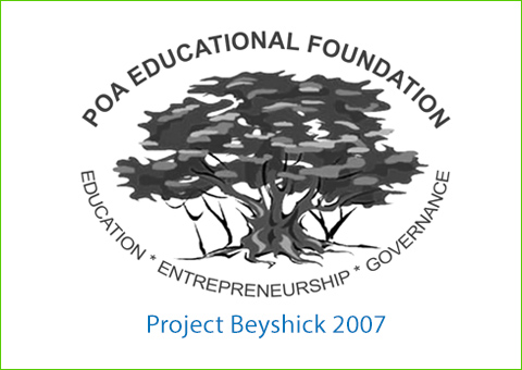 Project Beyshick 2007